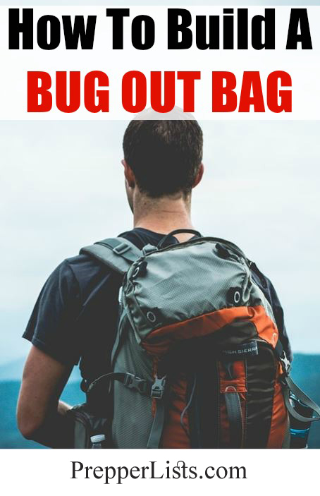 How To Build A Bug Out Bag